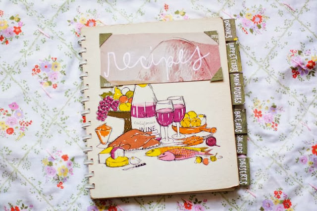 diy recipes book