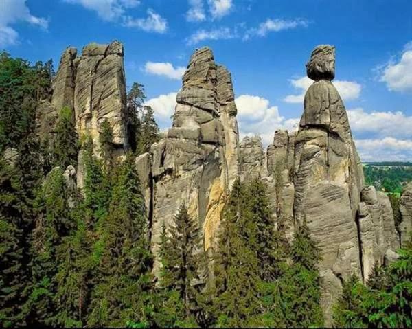 Góry Stołowe (fot. www.voyagertorun.pl)