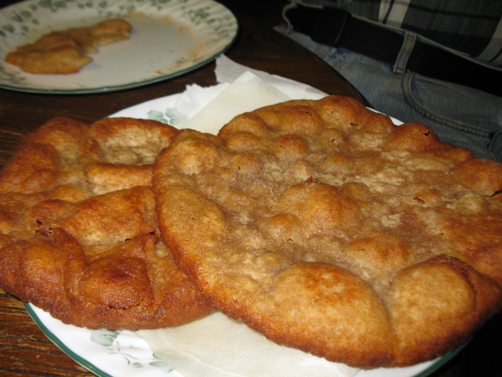 Indian Fry Bread Recipe — Dishmaps