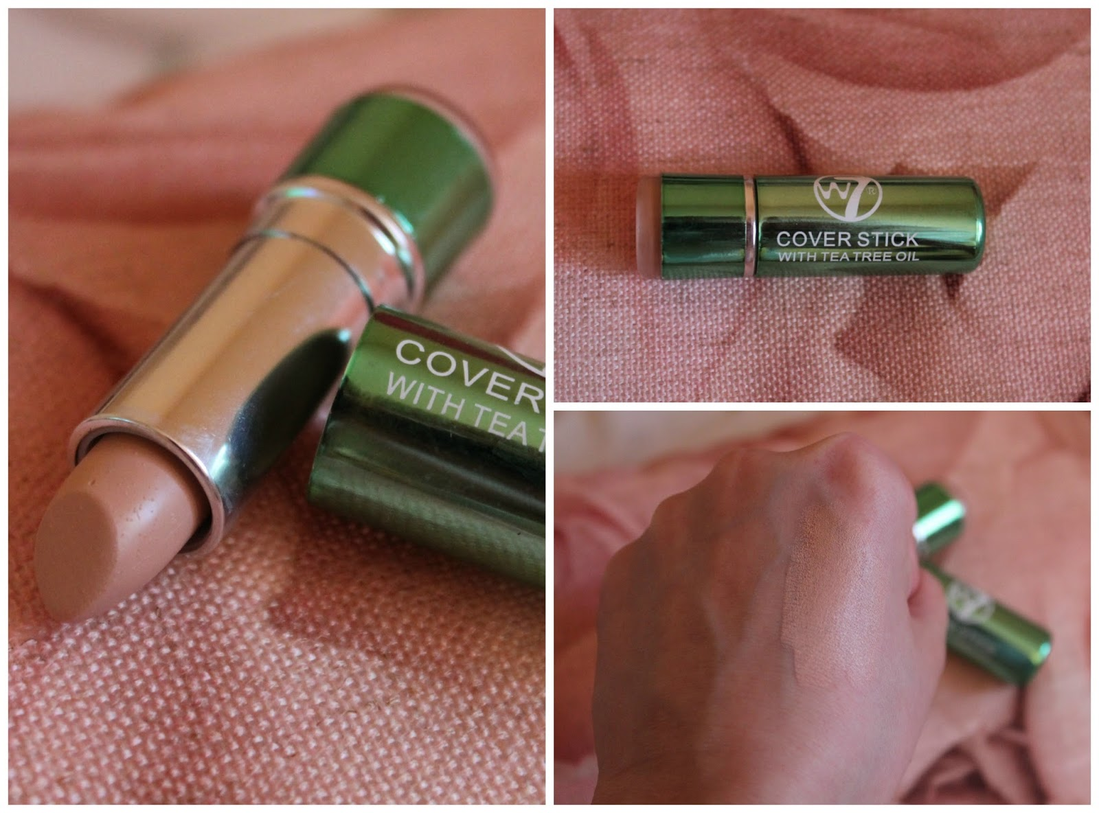 W7 Tea Tree Concealer Stick