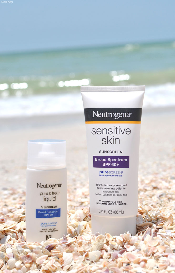 My Secret to Beautiful Skin: Neutrogena Sunscreen