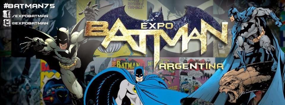 EXPO BATMAN ARGENTINA 75 ANIVERSARIO