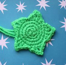 DIY Hæklet Stjerne