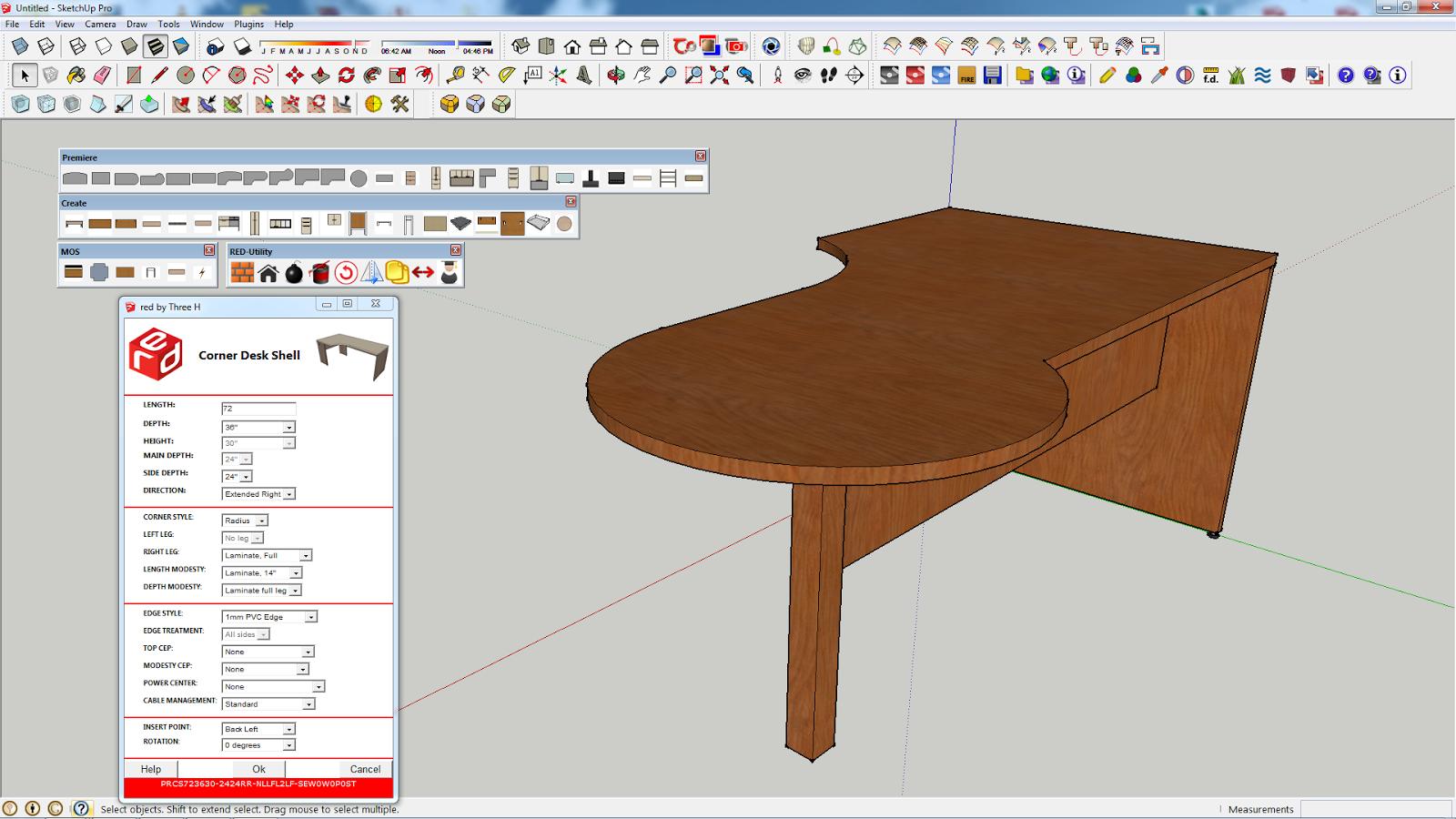 Plugins para dise o 3d red haga muebles de manera f cil y for Diseno de muebles 3d