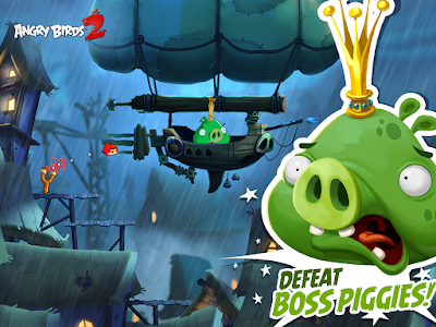 Angry Birds 2 v2.4.0 MOD APK + DATA Android