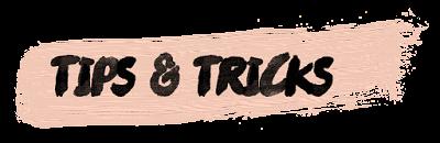 Tips-&-Tricks