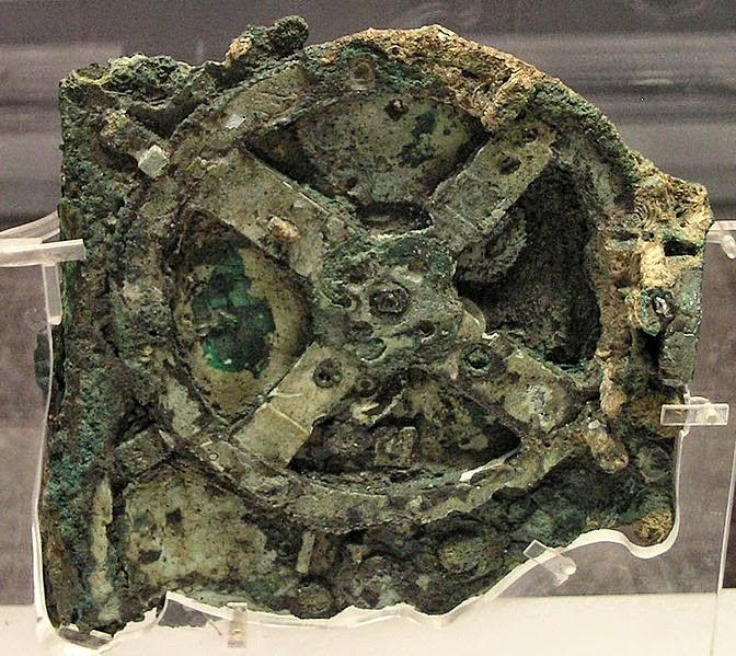 Antikythera Mechanism 1