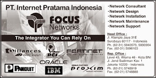 Lowongan Kerja PT Internet Pratama Indonesia