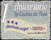 Concurso de Recetas Norteamericanas