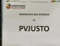 A partir del 1° noviembre se aplicará el PV-JUSTO: marcaje del Precio Máximo de Venta al Público en
