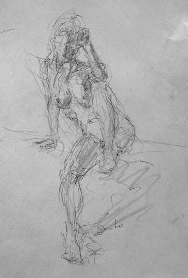#gaito #lifedrawing #nude #livesketch #sketch