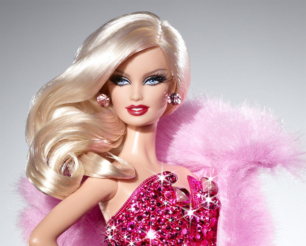 Barbie is a Register Trademark of Mattel