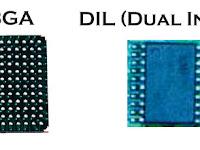 Cara Angkat Cetak Pasang IC Handphone Dengan Mudah