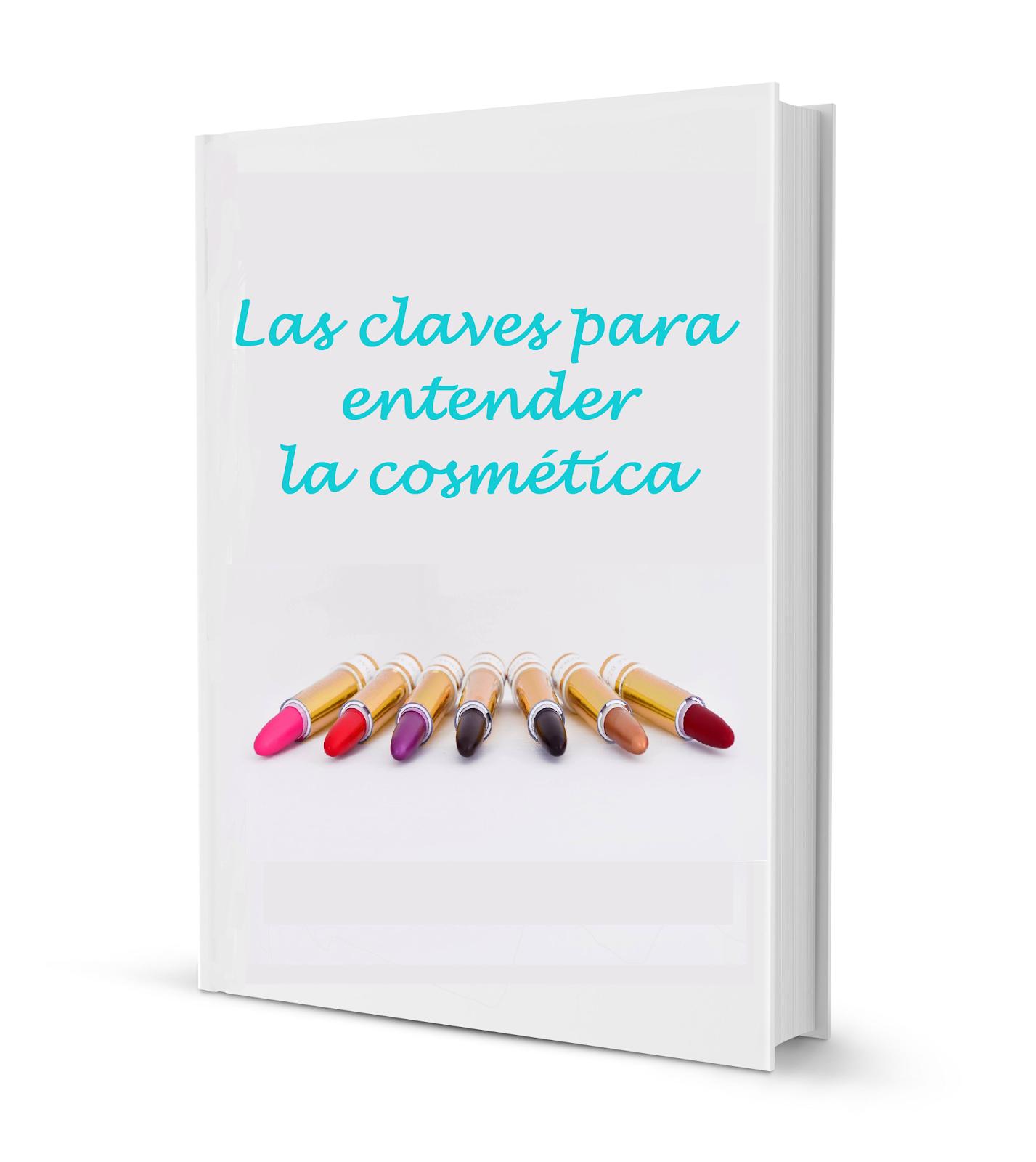 ¡Gratis! Ebook cosmetica
