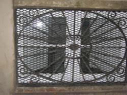 La ventana en su círculo