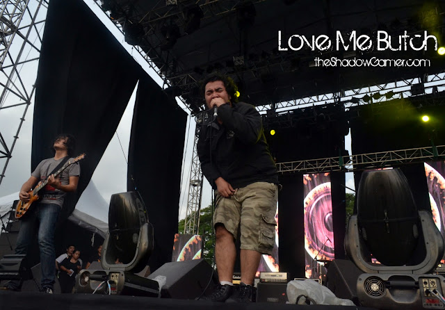love me butch performing at Rockaway Festival 2011