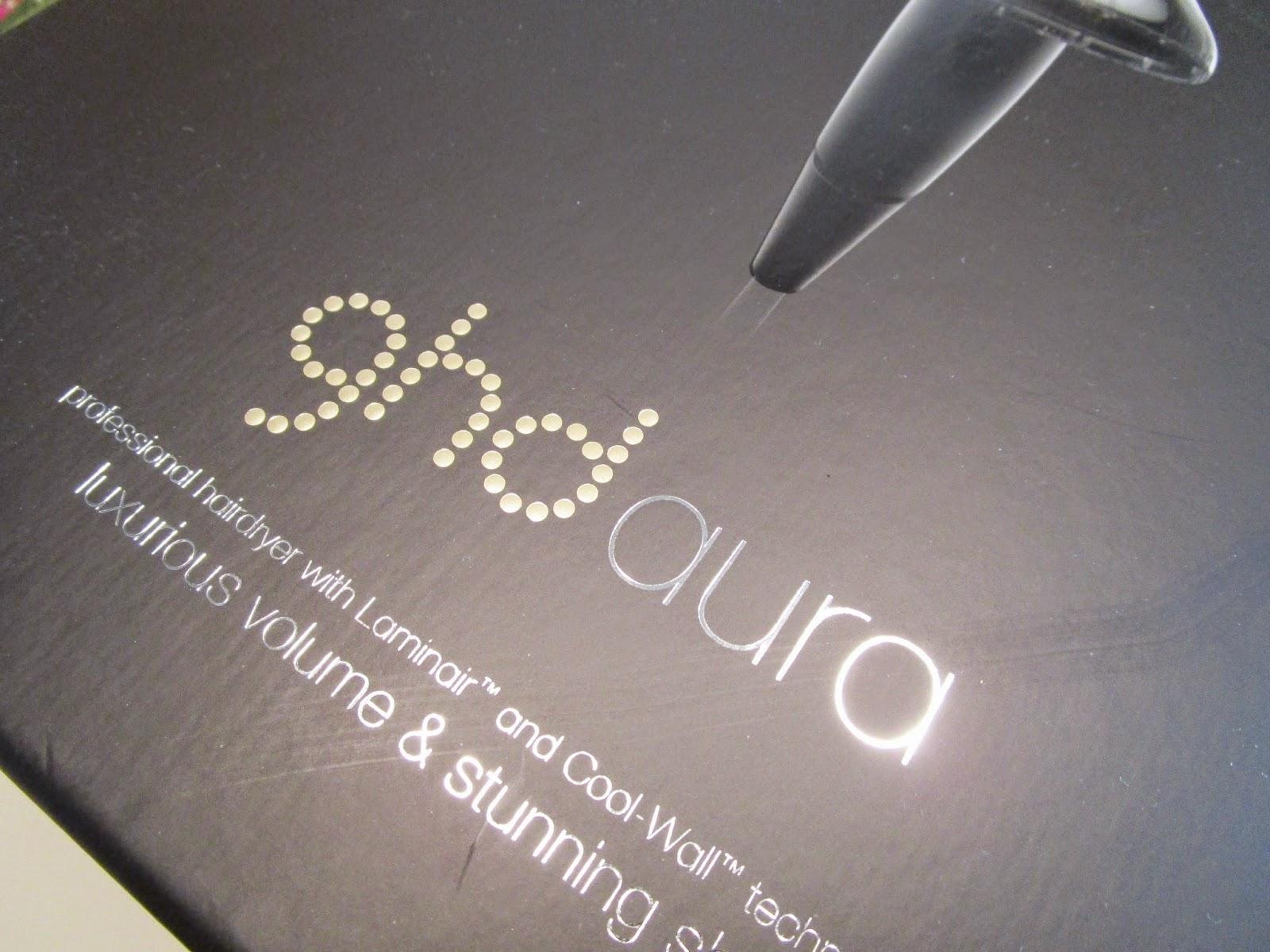 Nuevo Secador Profesional ghd AURA