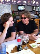 Bob and Michael...