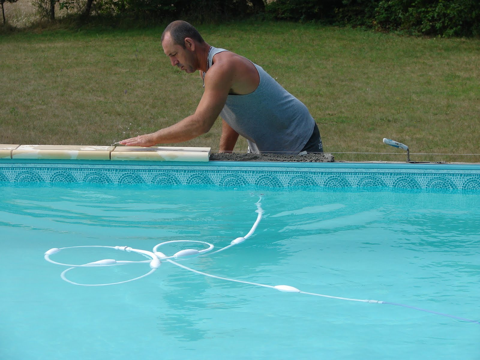 Les fontanelles zwembad dag 16 - Fotos van het zwembad ...