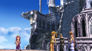 final fantasy x 2 hd screen 1 Final Fantasy X 2 HD (PS3/PSV)   Screenshots