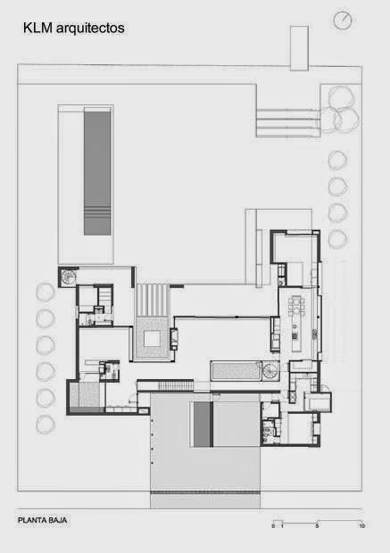 Plano planta baja Casa BR