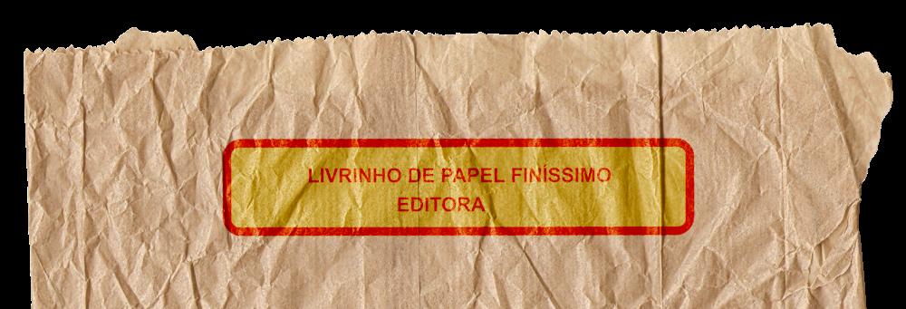 Livrinho de Papel Finíssimo Editora