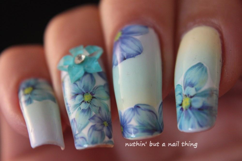 Born Pretty Store - Flower Decals