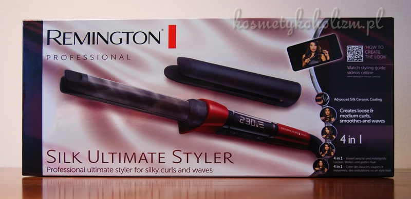 Remington Lokówka Silk Ultimate Styler