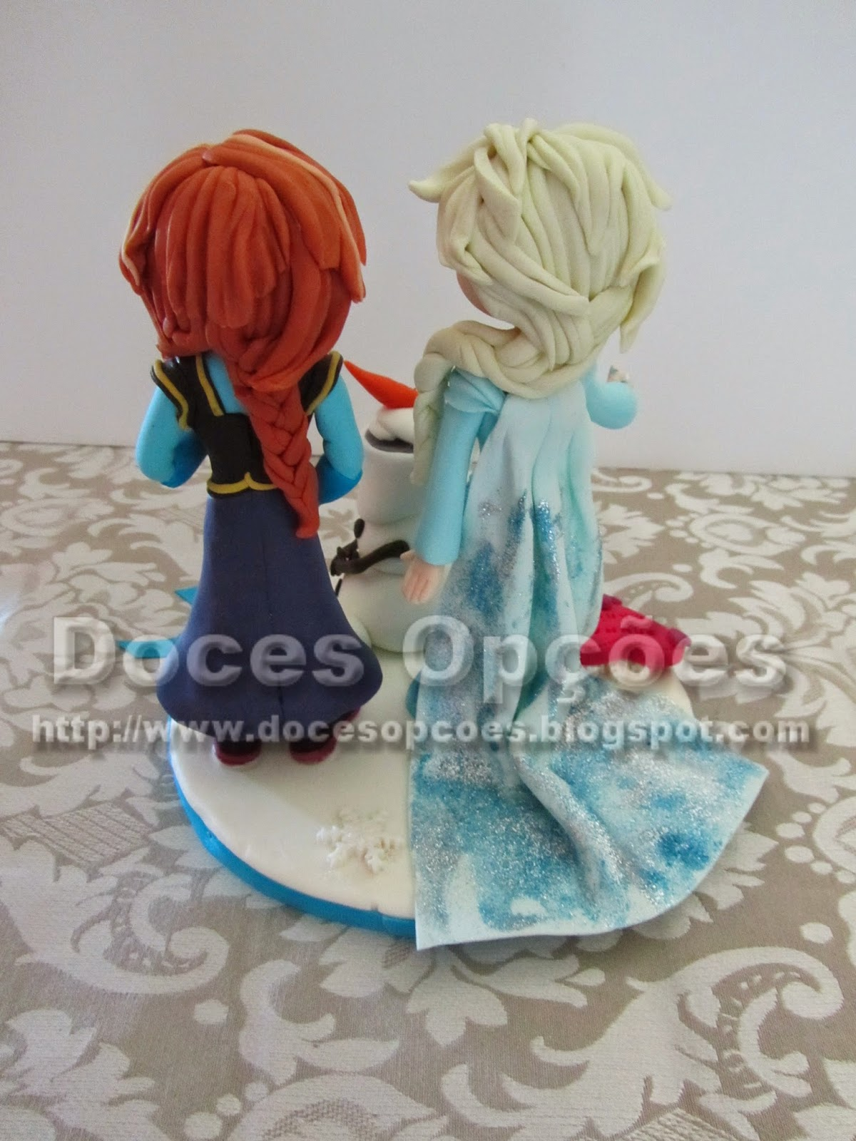 Figuras Disney's Frozen portugal