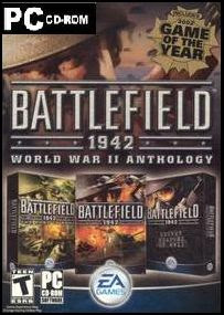 Battlefield 1942 GAME of THE YEAR