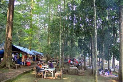 Tempat Wisata Alam Situ Gede Bogor