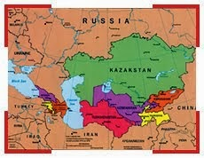 Central Asia: Turbulent past, volatile future