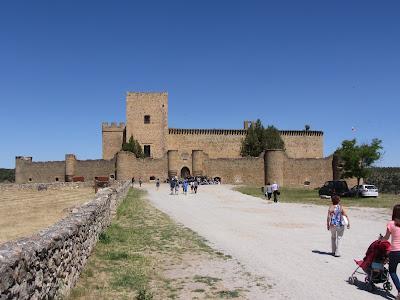 El Castillo de Pedraza es una fortaleza del Siglo XIII
