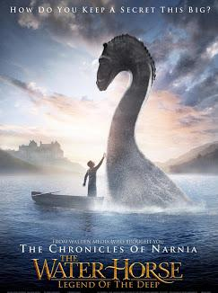 Poster Of The Water Horse (2007) In Hindi English Dual Audio 300MB Compressed Small Size Pc Movie Free Download Only At 300Mb.cc