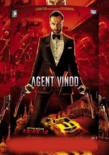 Agent Vinod Full Movie Watch Online Free Download