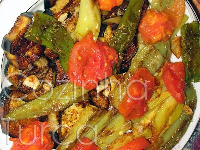 Fritada de Legumes (Karışık Kızartma)