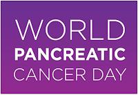 13 Νοεμβρίου 2015 - 2η Παγκόσμια Ημέρα για τον Καρκίνο του Παγκρέατος: H Ενημέρωση και η έγκαιρη διάγνωση σώζουν