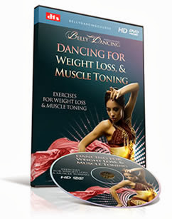 BONUS #3 - Dancing Exercises For Weight Loss, Fitness & Muscle Toning (HOT!) : Belly Dancing Course