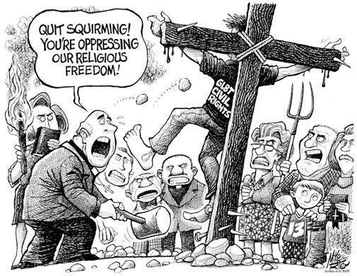 religious freedom in action