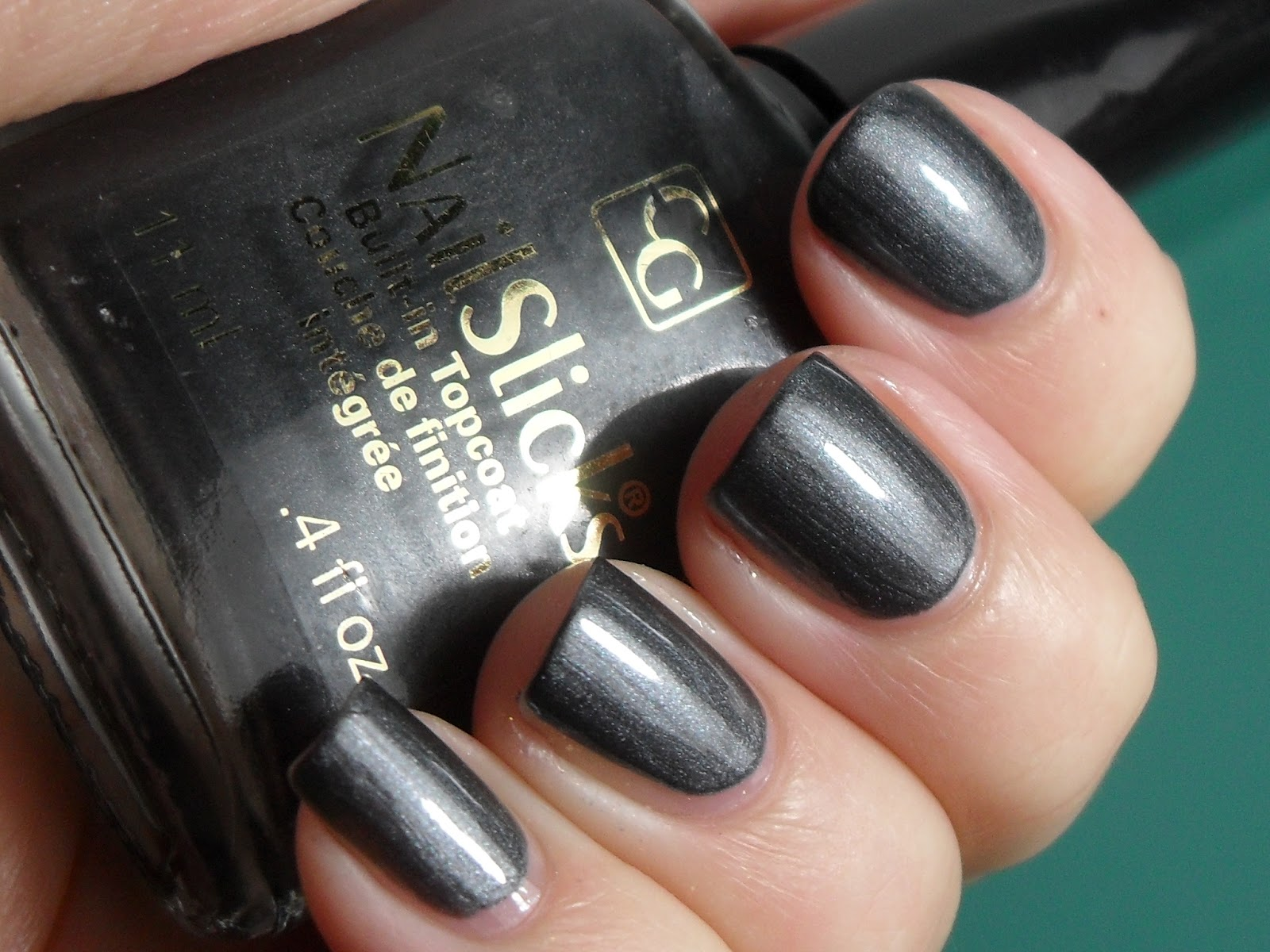 Polished Claws Up!: Old And New - Cover Girl Nails Slicks Midnight ...
