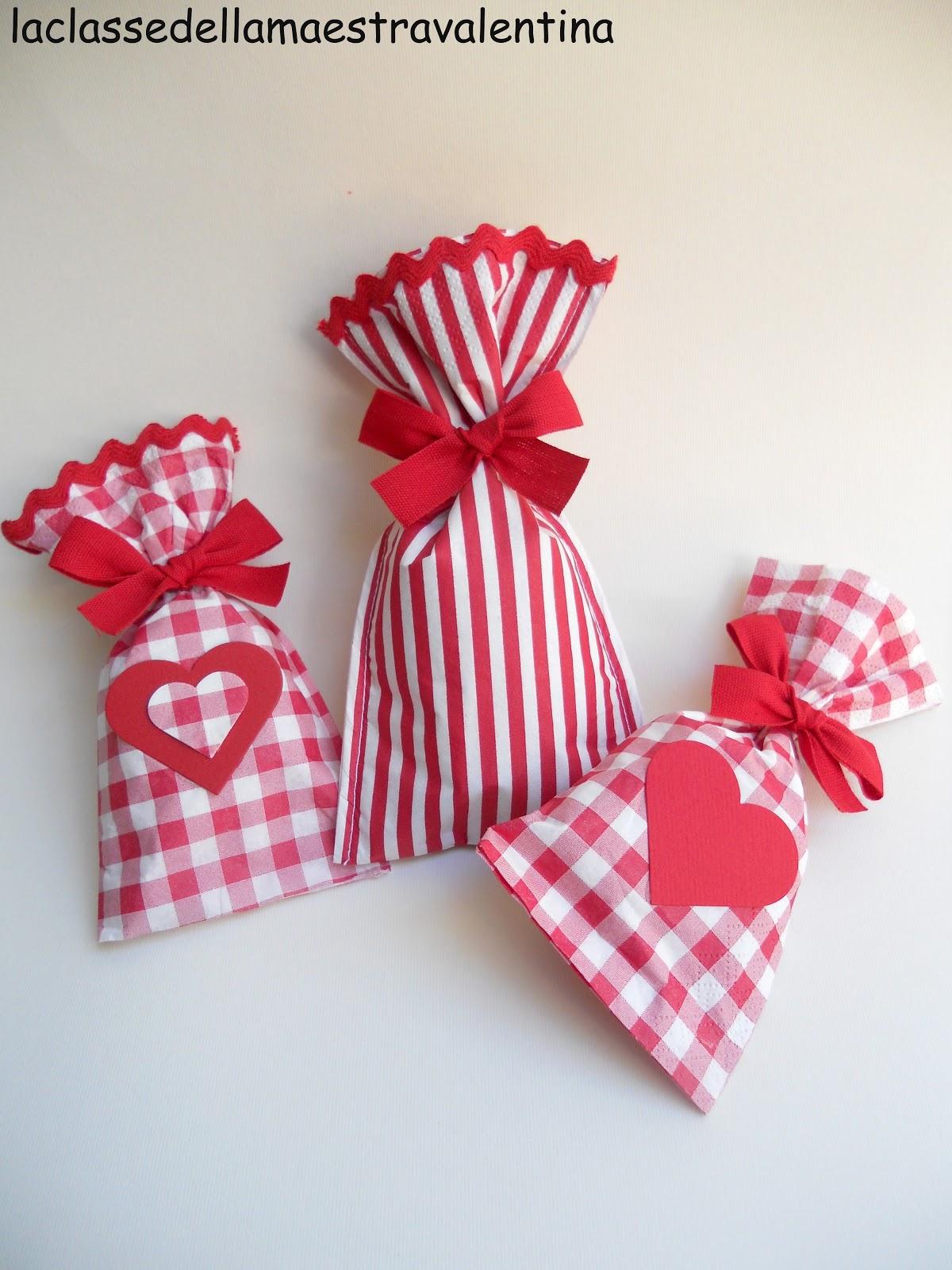 La classe della maestra valentina sacchettini bianchi e rossi for Porta sacchetti ikea