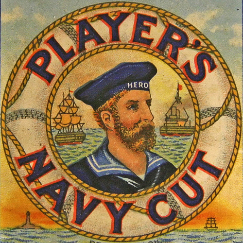 john player sailor