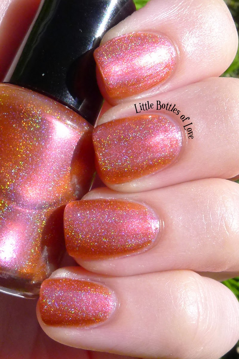 Polishnv - Fire In The Sky Swatch