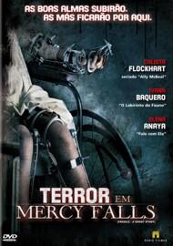 Filme Terror em Mercy Falls   Dublado