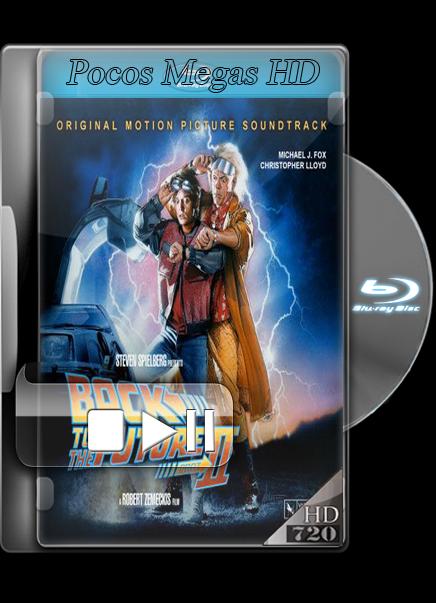 Regreso Al Futuro II [BrRip 720p] [Audio Dual] Latino/Ingles] [Año 1989]