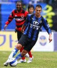 Interview: Incheon Striker Dejan Damjanovic.