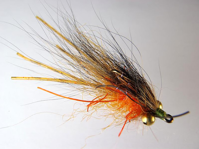 Matt Pike's Carper's Crab carp fly
