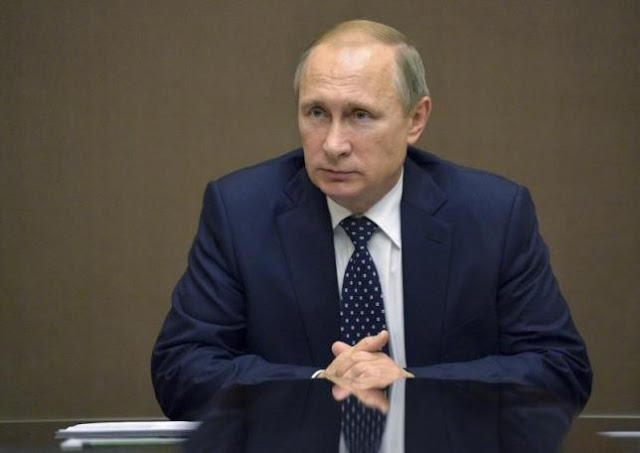 Putin Signs Decree citing national security