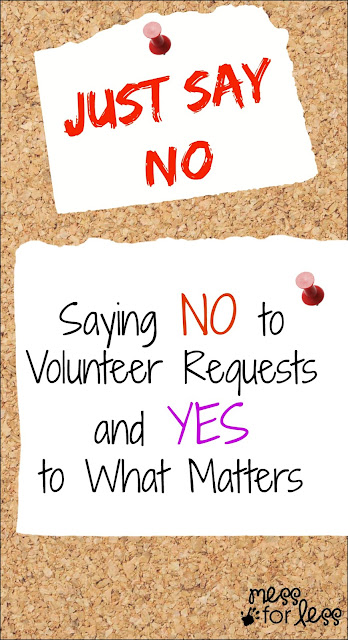 Learning How to Say No is a vital skill that will save you countless stress and free you of built of resentment. Best of all it will free you up to say yes to what matters!