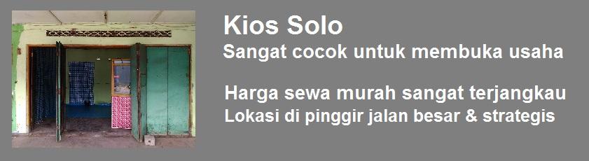Kios Solo